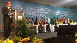 Dr. Diego González, director BIREME/OPS/OMS
