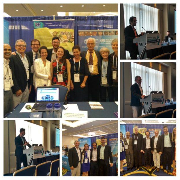 Congreso Internacional 2018 en Baltimore