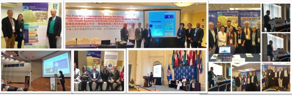 BVS MTCI promoción y ampliación de la red de colaboración