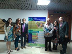 colaboración OPS CUBA BVS MTCI