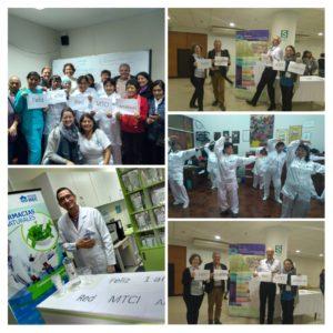 BVS MTCI Americas cumple un año y celebra en Peru