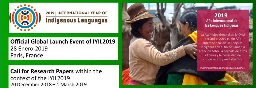 Año lenguas indigenas en