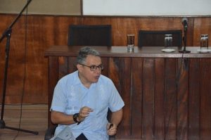 DR Johan Perdomo taller desastres MNT 2018