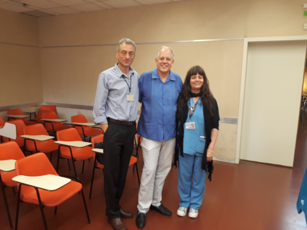 dr Salicrup- dr Caceres Hospital Garrahan