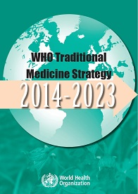 WHO Traditional medicine strategy 2014