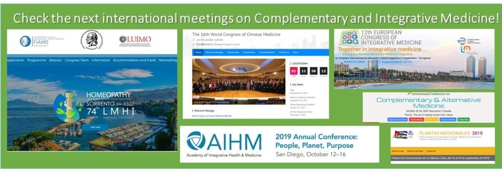 next congressess homeopathy 2019 1