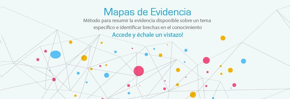 mapa evidencia