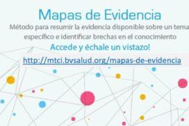 mapas de evidencia